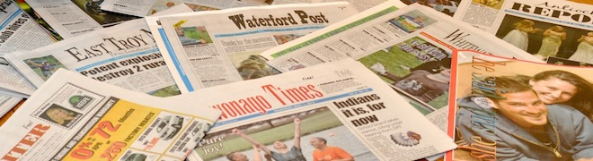 newspapers web