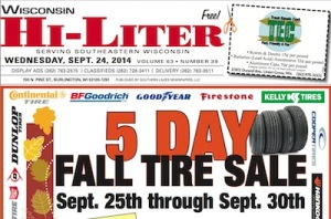 Wisconsin Hi-Liter for 9/24/14