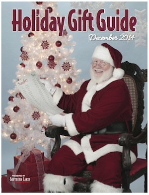 SLN Holiday Gift Guide No. 2 2014
