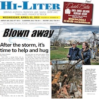 Illinois Hi-Liter 4/22/15