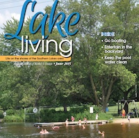 Homes & Design Lake Living – June 2015