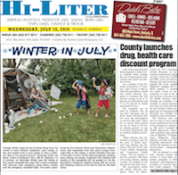 Illinois Hi-Liter 7/15/15