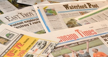 Three ways to subscribe to our newspapers