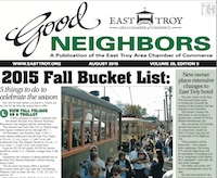 Good Neighbors Aug. 2015