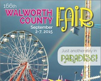 2015 Walworth County Fair