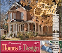 Fall Homes & Design 2015