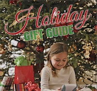 Holiday Gift Guide, November 2015