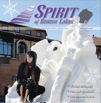 Spirit of Lake Geneva for January 2016