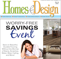 Home & Design for March 2016