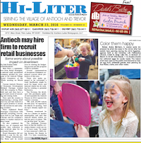 Illinois Hi-Liter for 3/23/2016