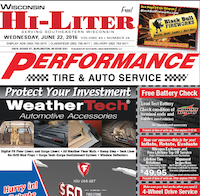 Wisconsin Hi-Liter for 6/22/2016