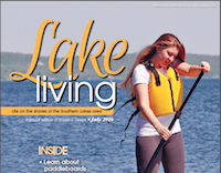 Lake Living for July 2016