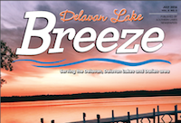 Delavan Lake Breeze July 2016