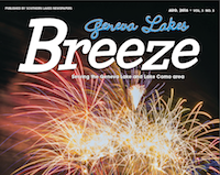 Geneva Lakes Breeze for Aug. 2016