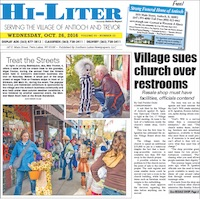 Illinois Hi-Liter for 10/26/2016