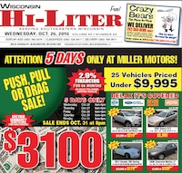 Wisconsin Hi-Liter for 10/26/2016