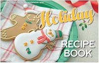 Holiday Recipe Book for 2016