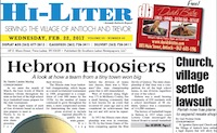 Illinois Hi-Liter for 2/22/2017