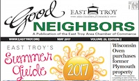 East Troy Good Neighbors May 2017