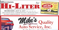 Wisconsin Hi-Liter for 7/12/2017