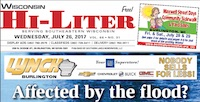 Wisconsin Hi-Liter for 7/26/2017