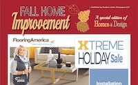 Home and Design Fall Home Improvement for October 2017