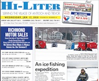 Illinois Hi-Liter for 1/17/2018