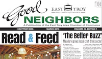 East Troy Good Neighbors March 2018