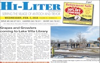 Illinois Hi-Liter for 2/7/2018