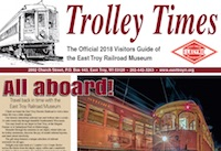 Trolley Times for March 2018