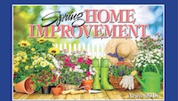 Spring Home Improvement for April 2018