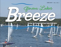 Geneva Lakes Breeze for June 2018