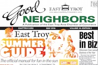 East Troy Good Neighbors, May 2018