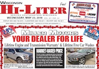 Wisconsin HiLiter for 5/23/2018