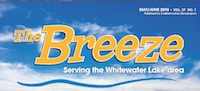The Breeze, serving Whitewater Lake May/June 2018