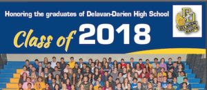 Delavan/Darien High School Class of 2018