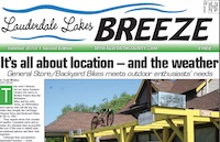 Lauderdale Lakes Breeze for Summer 2018 second editio