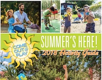 Summer's Here! 2018 Activity Guide