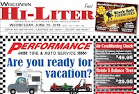 Wisconsin HiLiter for 6/20/2018