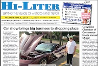 Illinois HiLiter for 7/11/2018
