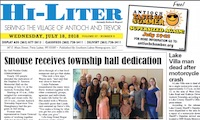 Illinois HiLiter for 7/18/2018