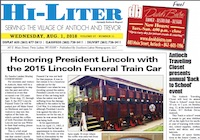 Illinois HiLiter for 8/1/2018