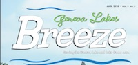Geneva Lakes Breeze for August 2018