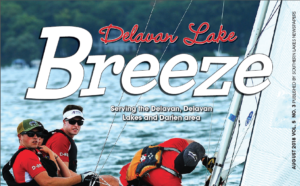 Delavan Lake Breeze for August 2018