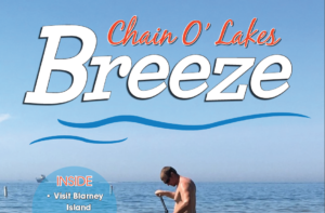 Chain O' Lakes Breeze for August 2018