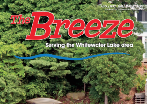 Whitewater Breeze for Aug/Sept 2018