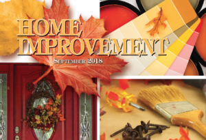 Home & Design Home Improvement for Sept. 2018
