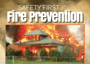 Fire Prevention for 2018