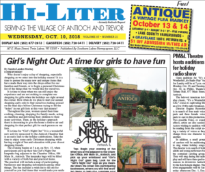 Illinois HiLiter for 10/10/2018