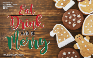 Holiday Recipe Book for 2018